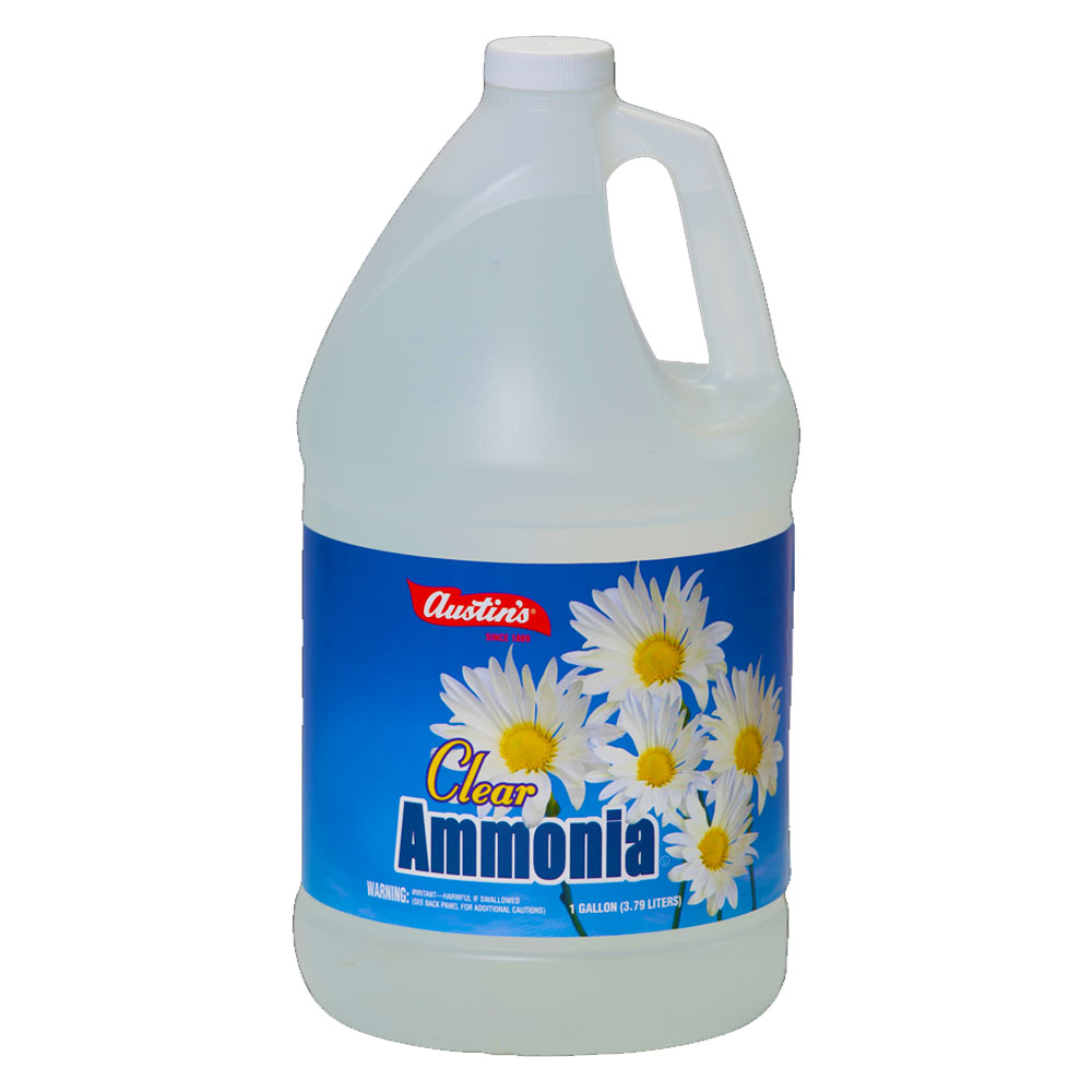 James Austin Clear 1 Gallon Ammonia 54200-00052