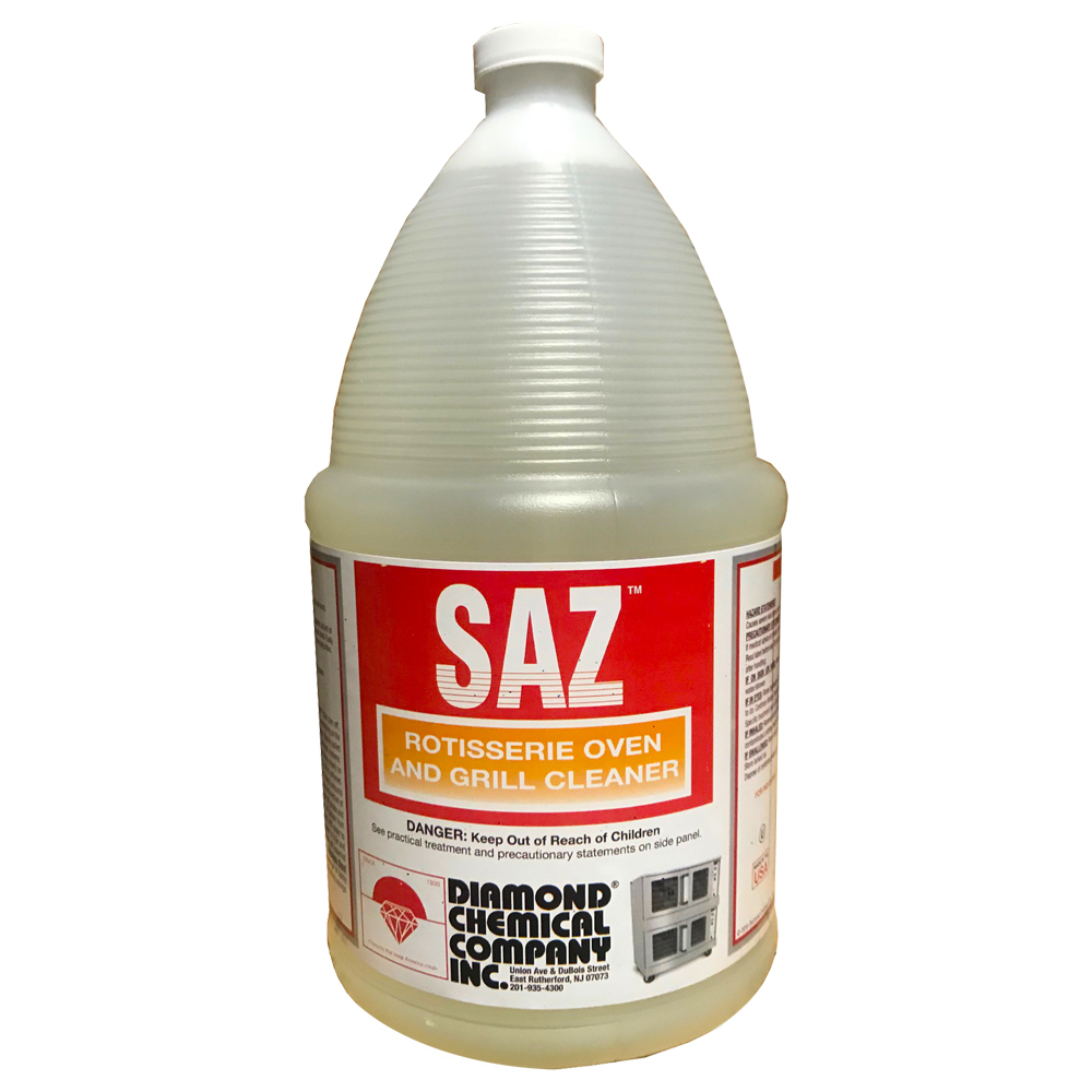 Starco Chemical 1 Gallon Saz Rotisserie Oven And Grill Cleaner 16211