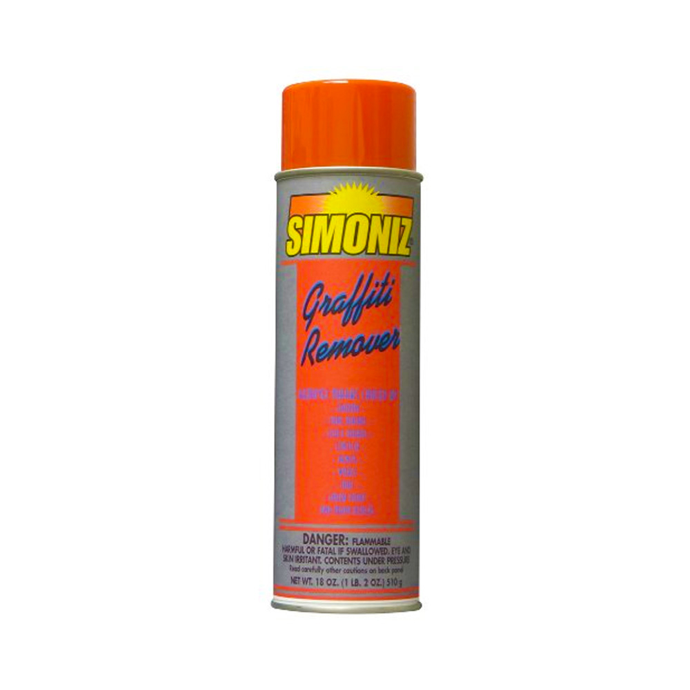 Simoniz 18oz Graffiti Mark Remover Aerosol S3346