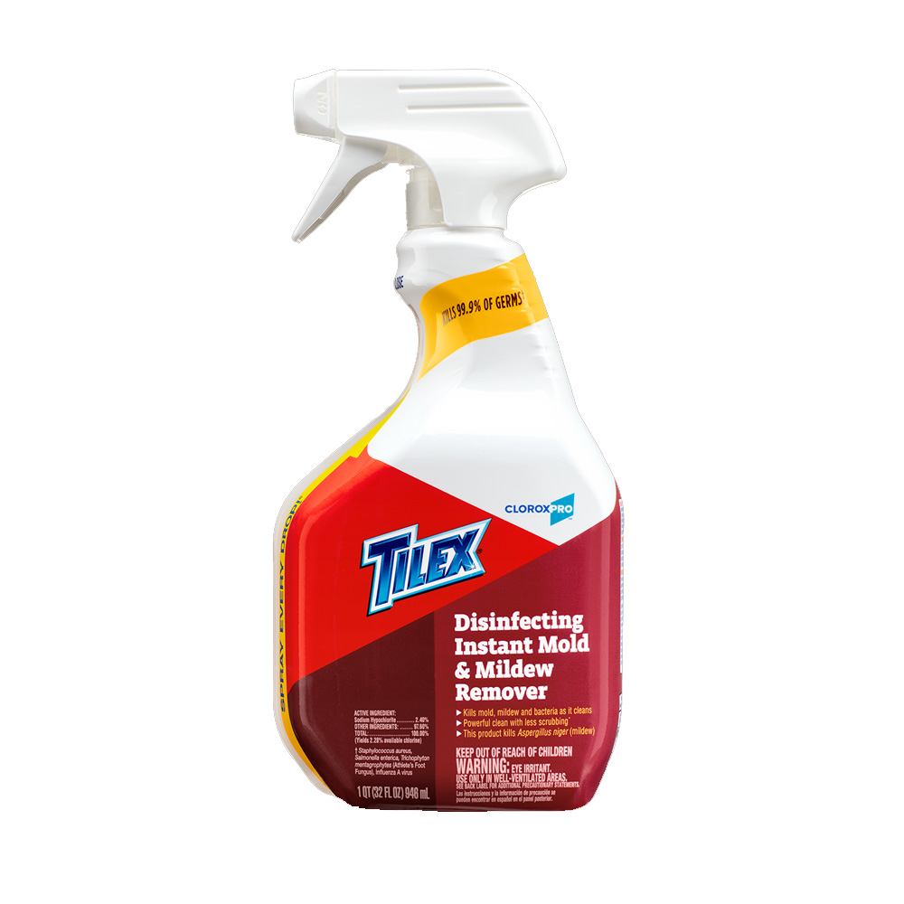 The Clorox Sales Company 32oz Tilex Mildew RemoverTrigger Spray 35600