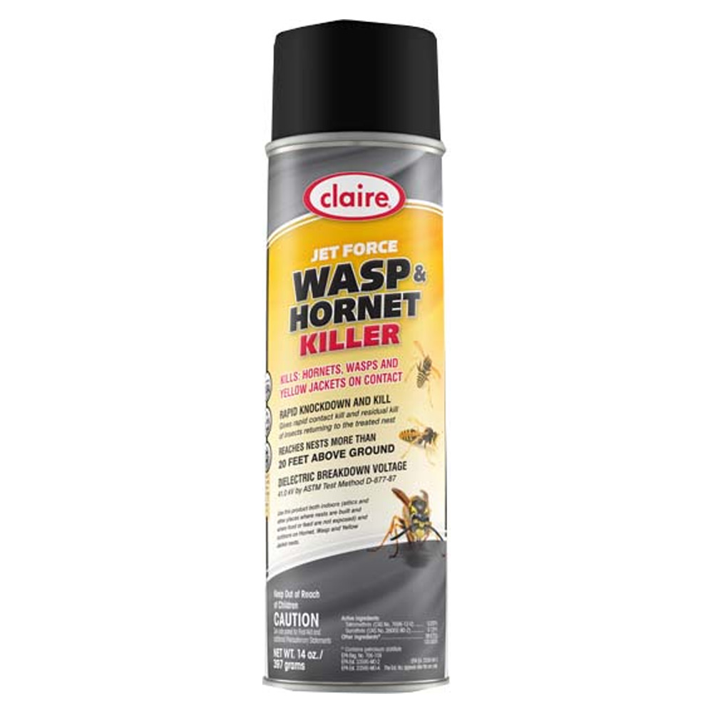Claire Manufactuirng 14oz Wasp And Hornet Killer  Spray CL005