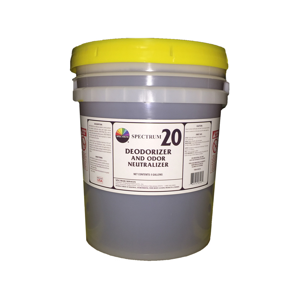 Starco Chemical 50lb Spectrum #20 Deodorizer For Compactor 18143