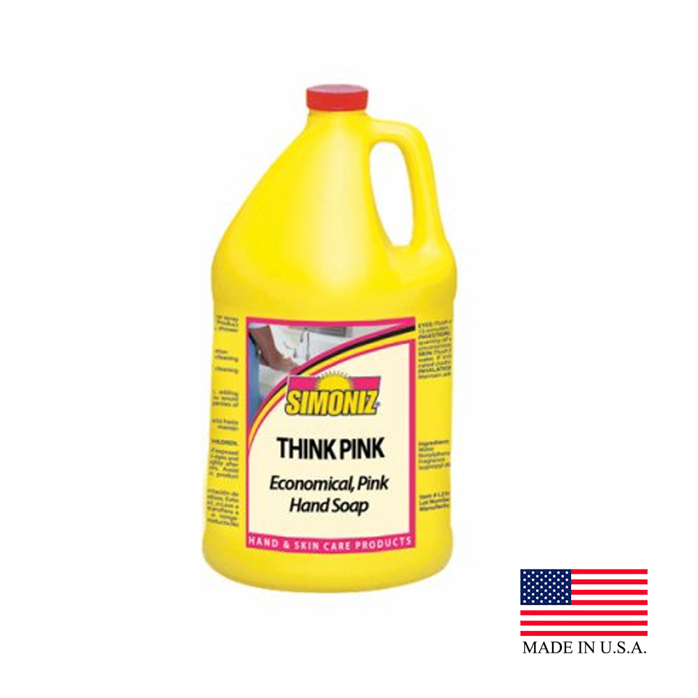Simoniz 1 Gallon Think Pink Hand Soap ST1075004