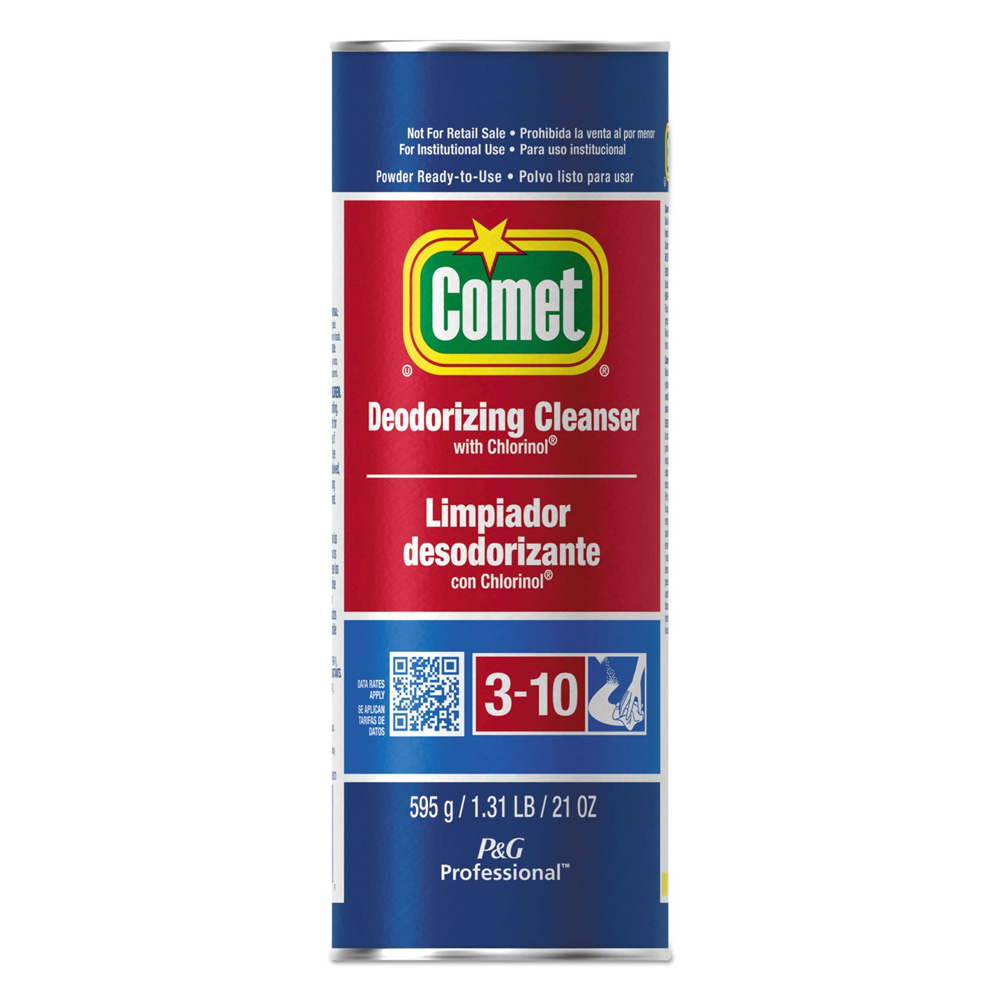 Procter & Gamble - Comet 21 oz. Deodorizing PowderCleaner 32987