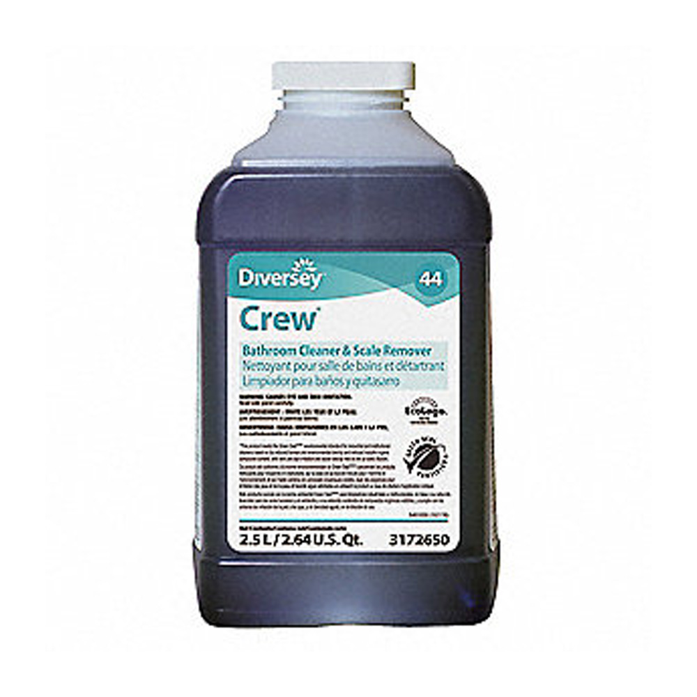 2.5 Liter Crew Bathroom Cleaner & Scale Remover   93172650