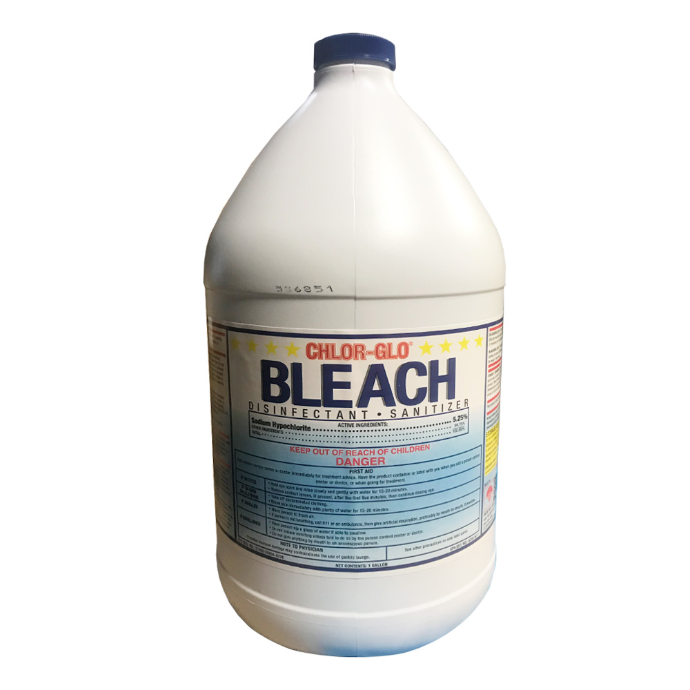 Chlor-Glo 1 Gallon Bleach 4940