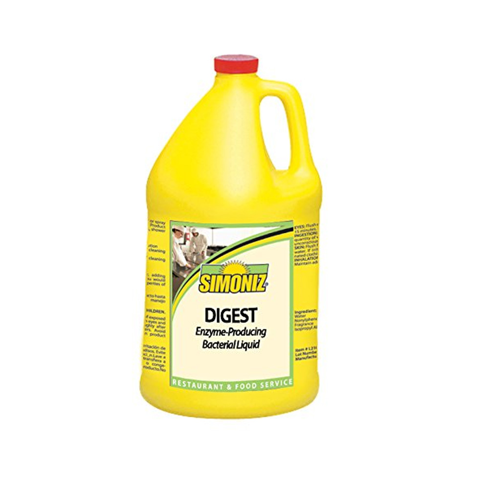 Simoniz 1 Gallon Digest Enzyme Odor Digestor D0860004