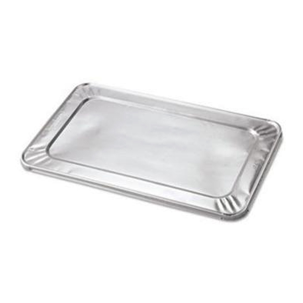 Aluminum 1/3 Rectangular Steam Table Lid          4030-25-200