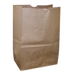Duro Bag Kraft 16lb Husky Lion Paper Bag 29816