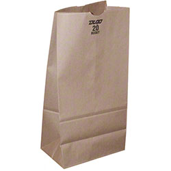 Duro Bag Kraft 20lb Husky Paper Bag 29820