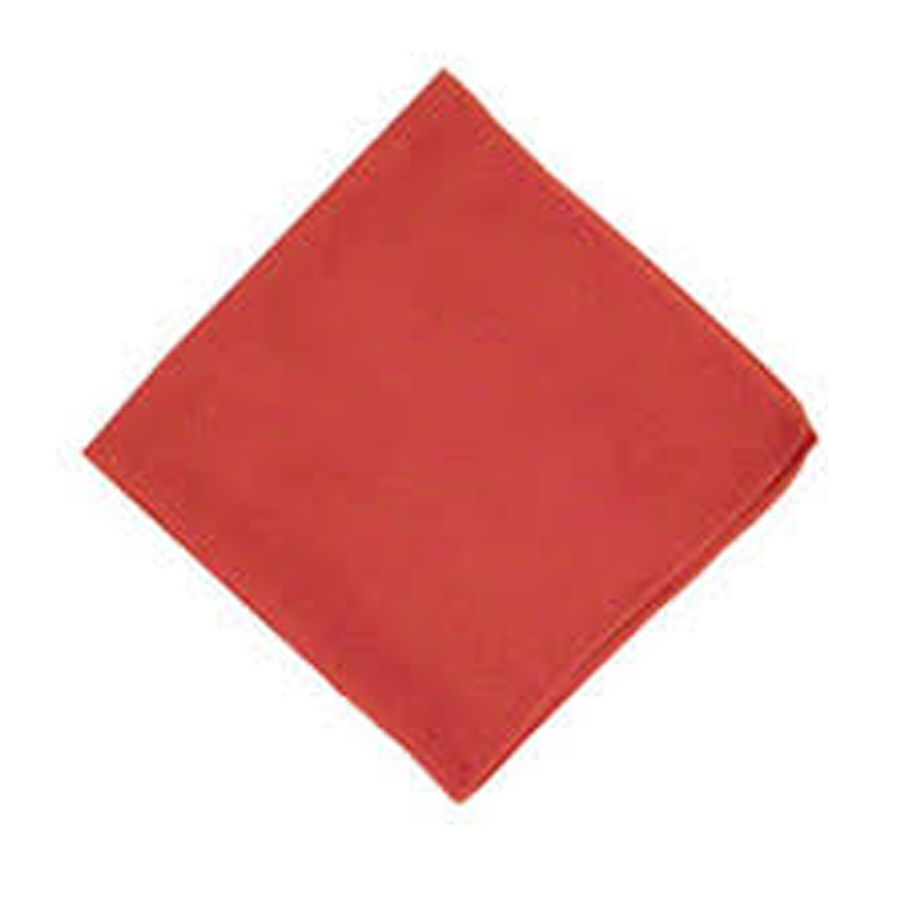 "Impact Products Inc. - Red 16""x16"" Premium Weight Square Microfiber Cloth LFK450"