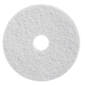"Netcare Cleaning White 17"" Polishing Pad 01408"