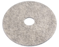 "Netcare Cleaning White 19"" Ultra High-s           peed Burnishing Pad 01754"