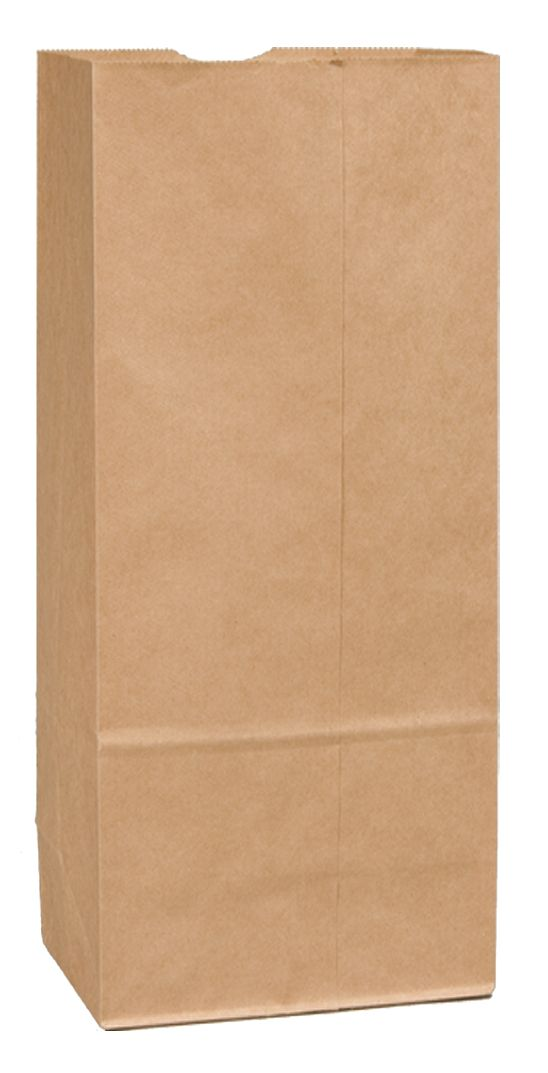 Duro Bag Kraft 25lb Elephant Heavy Duty Bag 30925