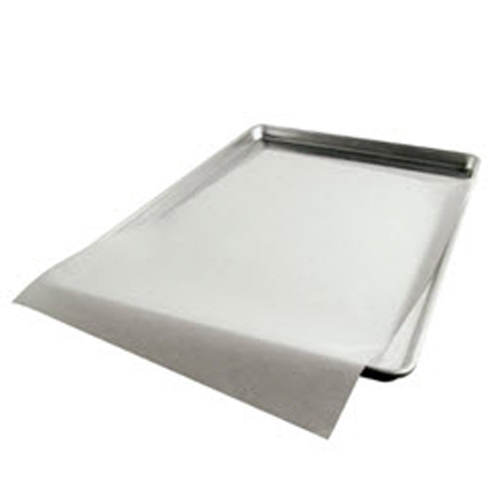 "McNairn Packaging - White 16""x24 Quilon Pan Liner 290001"