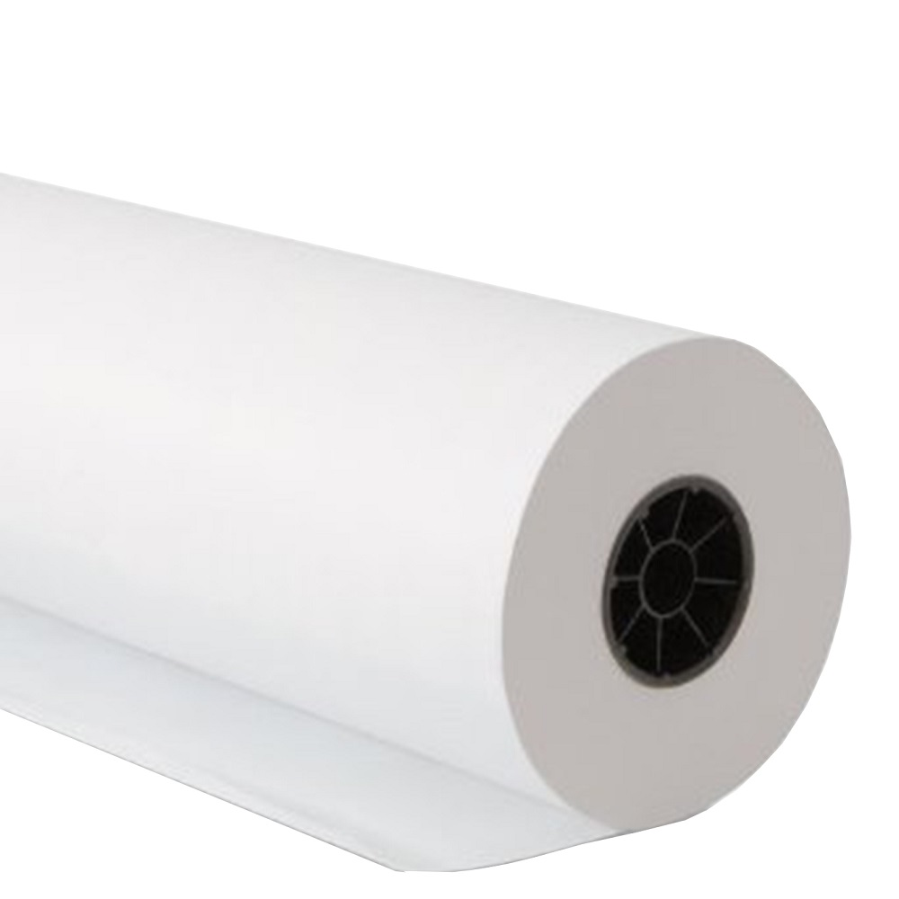 "Conco White 18"" Mg Paper Roll 18""WH CONCO"