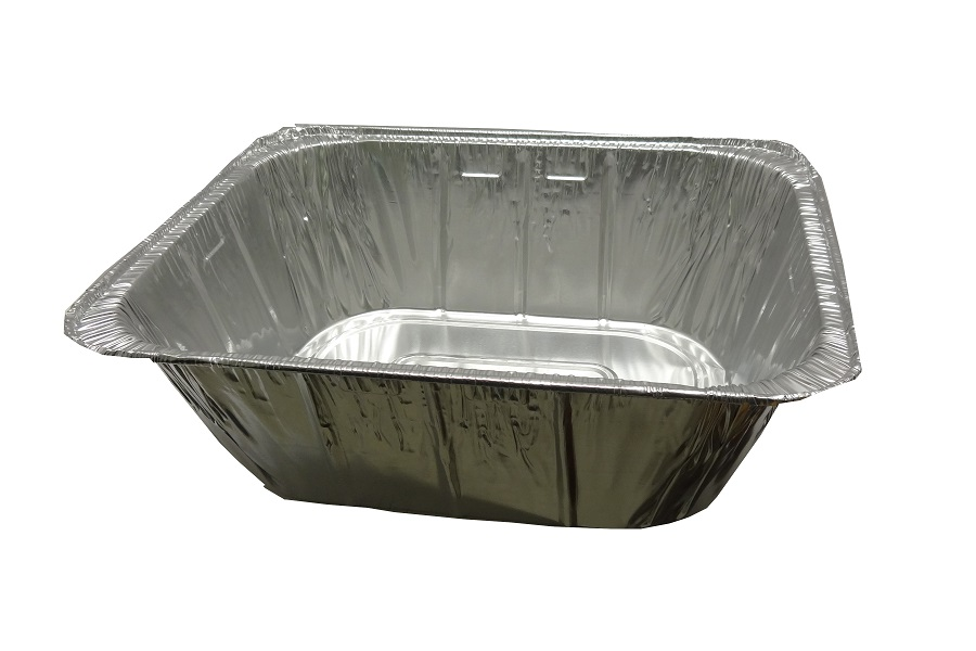 Pactiv Aluminum Extra Deep Steam Table 1/2 Size Pan 634260Y