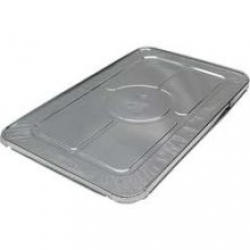 Pactiv Aluminum Lid For Full Size Pan Y112045
