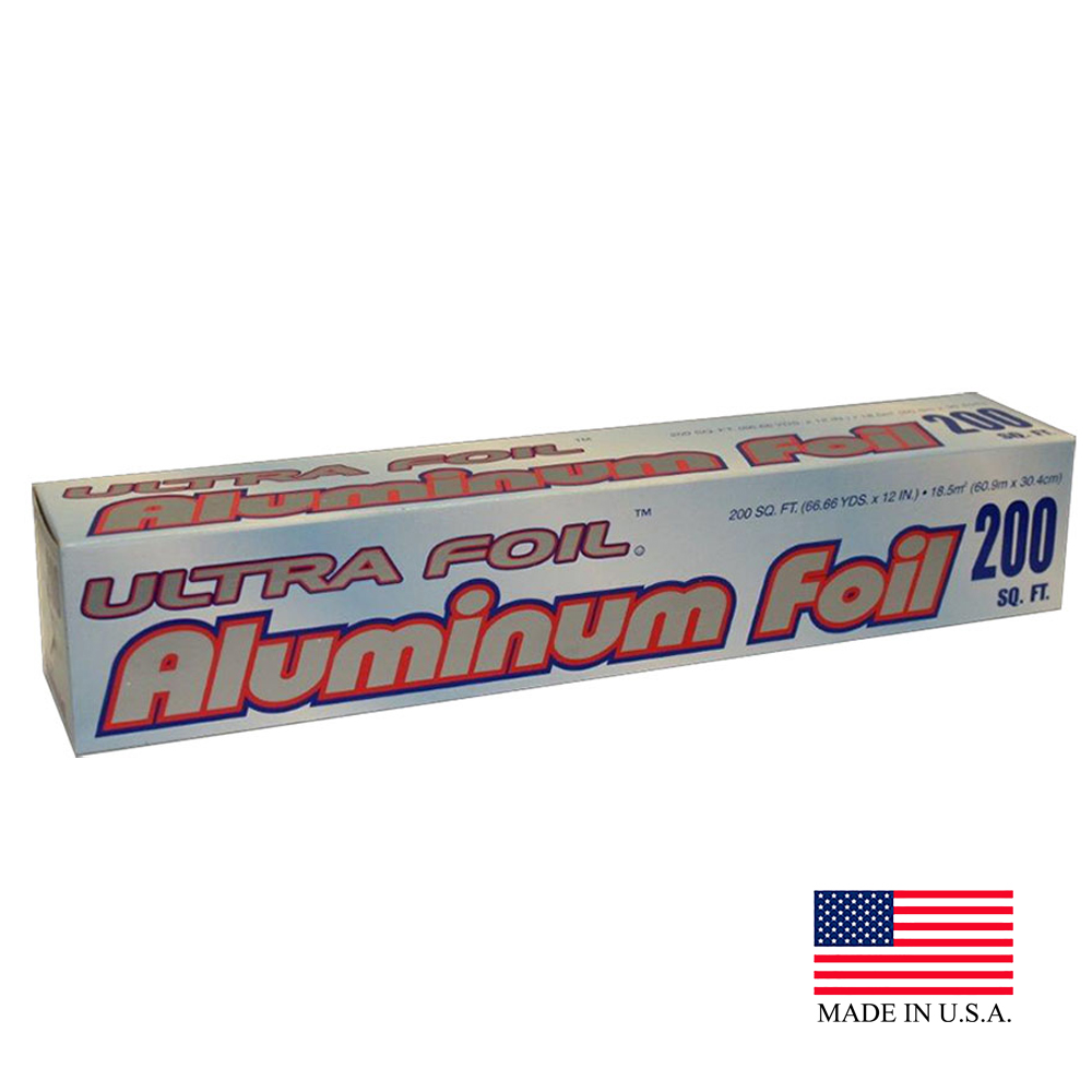 "Durable Aluminum 12""x200' Ultra Foil Roll 12200"