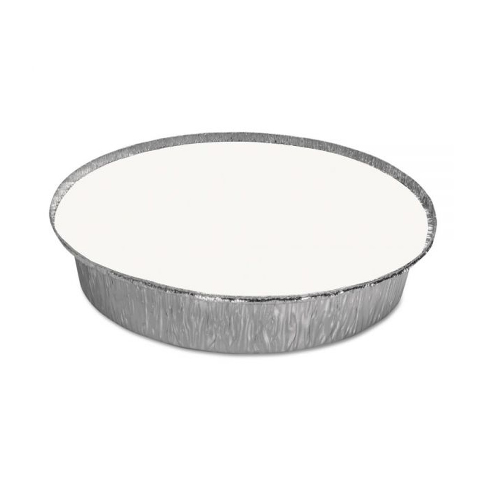 "Easy Elegance - Aluminum 9"" Round Pan With Lid Combo C74/CMB9"