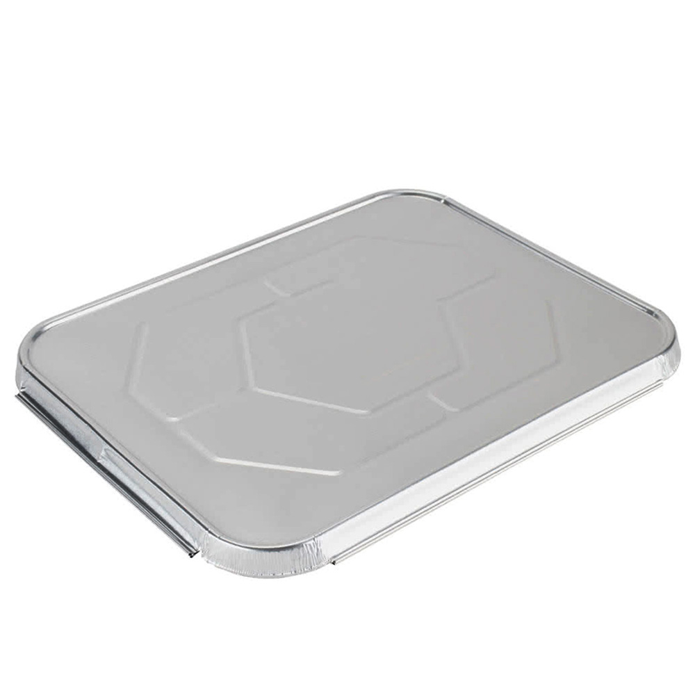 Quality Collection Aluminum Lid For 1/2 Size Steamtable B1012