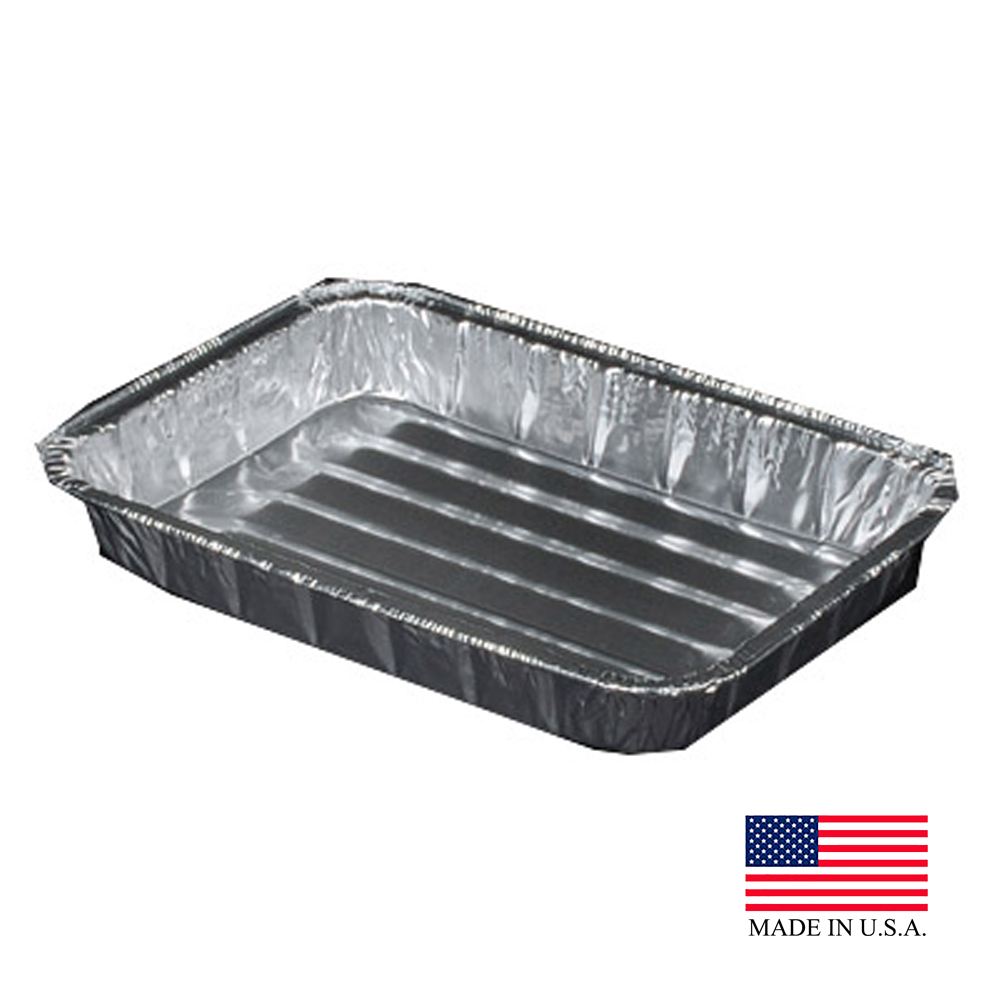 Durable Inc. - Aluminum Mini Rectangular Broiler Pan 3200-30