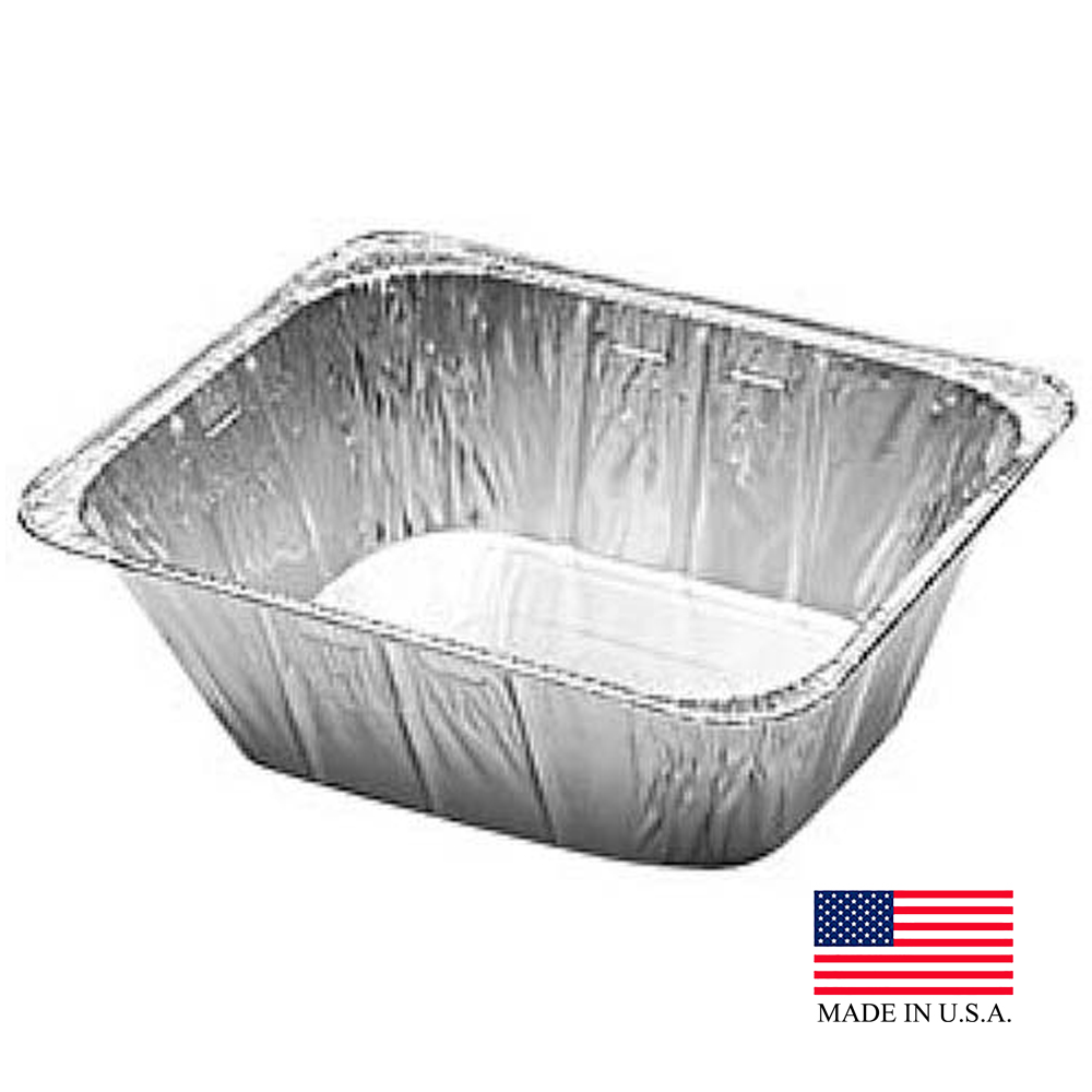 Durable Inc. - Aluminum Half Size Extra Deep Rectangular Pan 4288-100XX