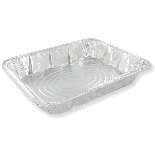 Pactiv Aluminum Half Size Medium Steam Table Pan Y6112H