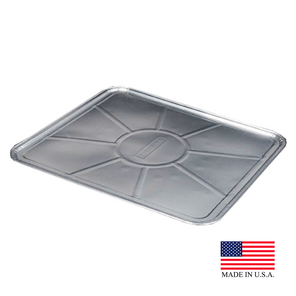 "Durable Inc. - Aluminum 18 1/8""x15 5/8"" Rectangular Oven Liner 7100"