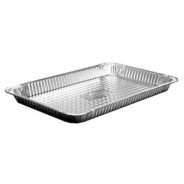 Easy Elegance Aluminum Full Size Shallow Steam Table Pan 7110