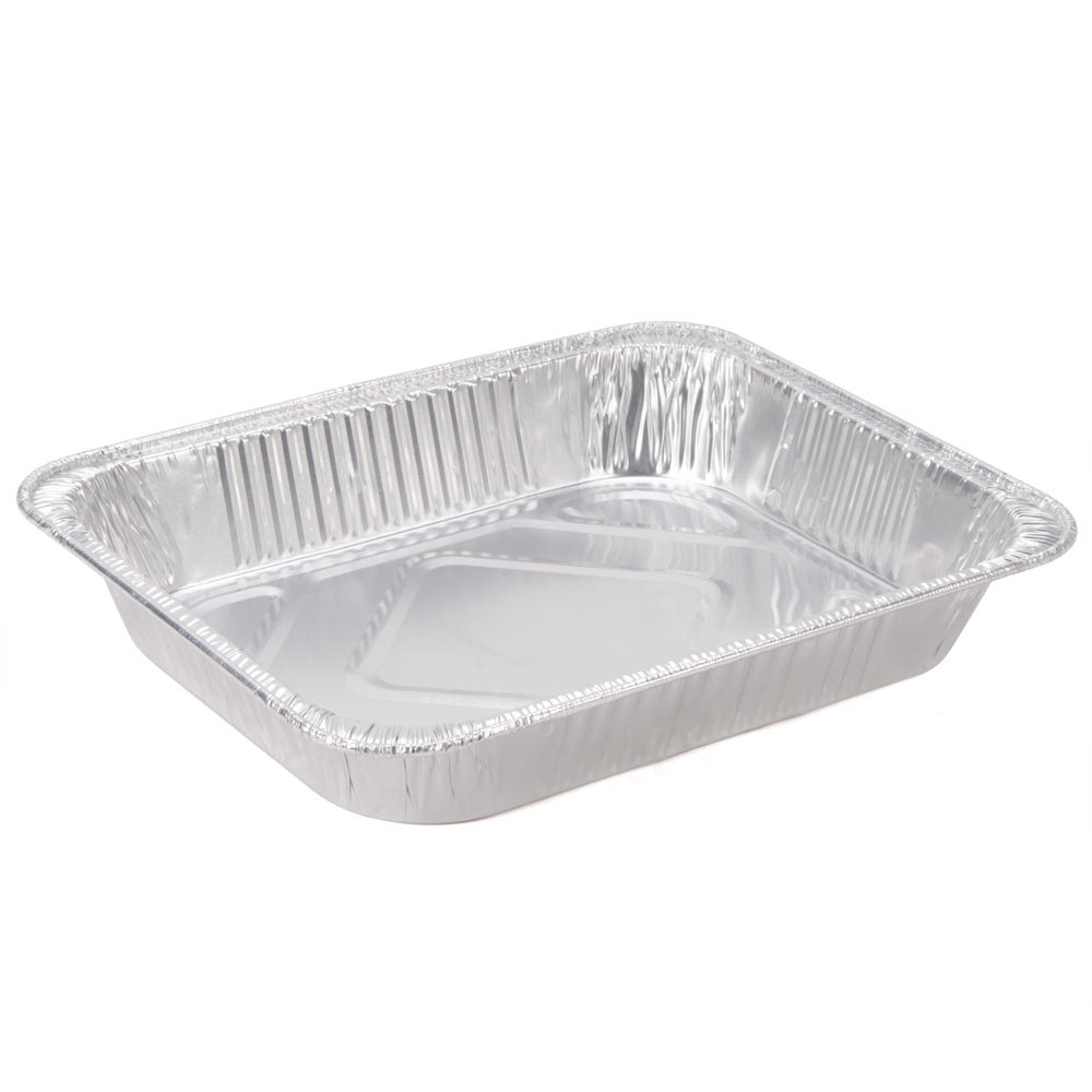 Easy Elegance Aluminum Half Size Medium Steam Table Pan 7112
