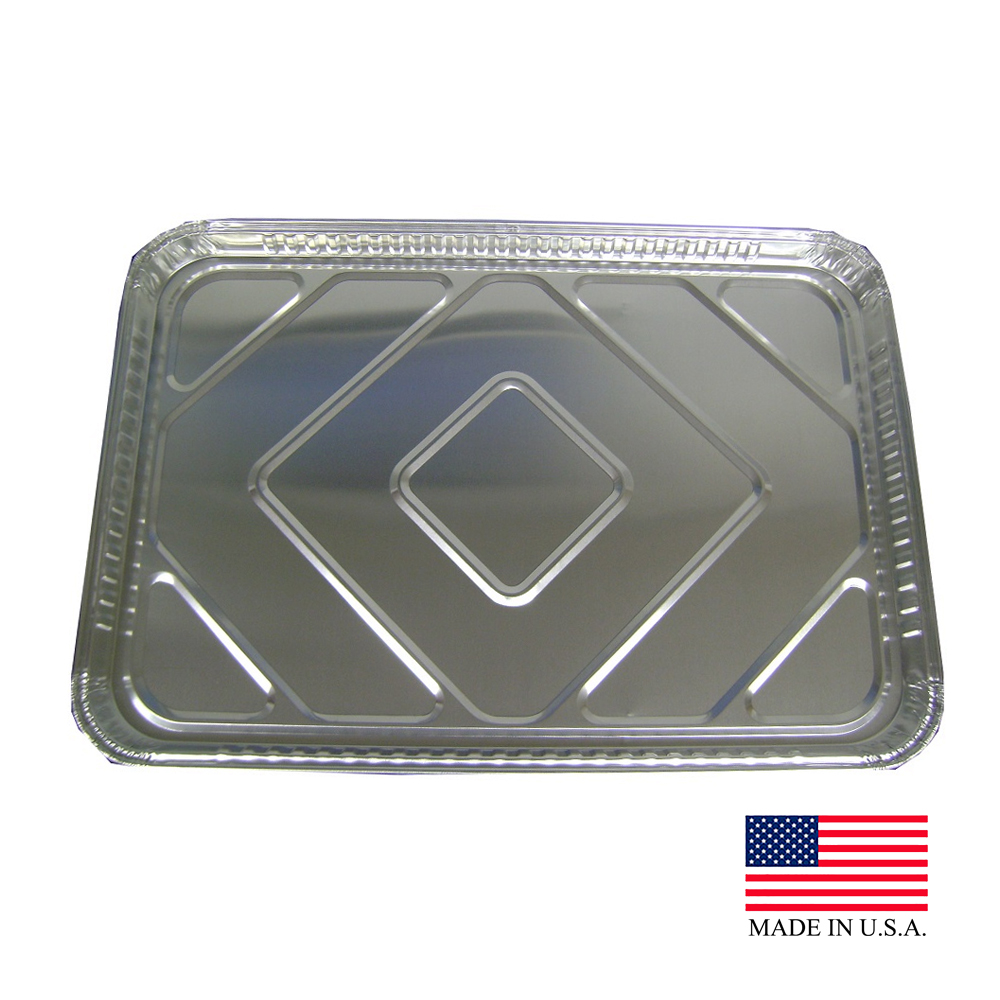 Durable Inc. - Aluminum 1/2 Size Sheet Rectangular Cake/Cookie Pan FS7300-55