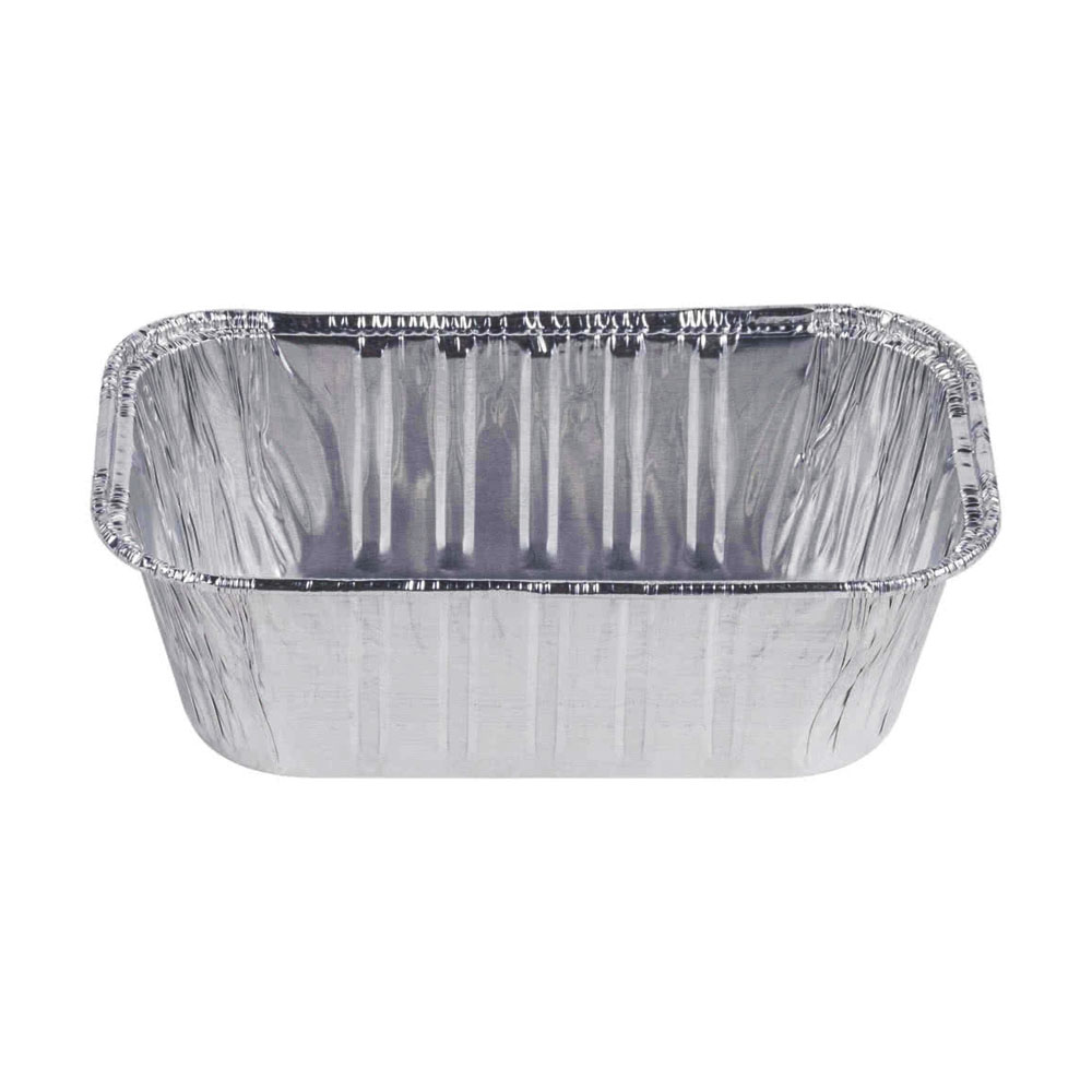 Durable Inc. - Aluminum 1 lb. Rectangular Loaf Pan 5000-30/A79
