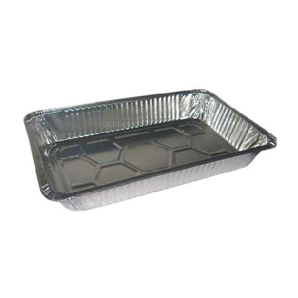 Easy Elegance Aluminum Full Size Deep Steam Table Pan 8050