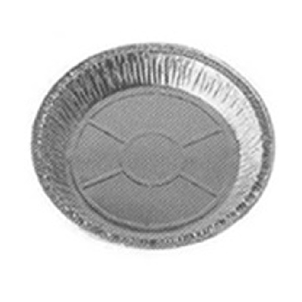 "Aluminum 9"" Extra Deep Pie Pan RC366"