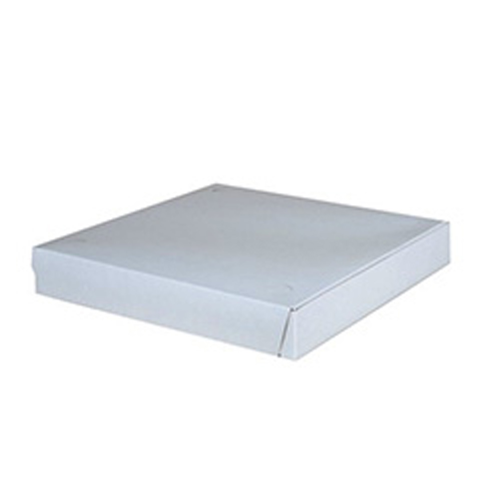 "PBI Sales White 12""x7""x1.5"" Pizza Box PB12715"