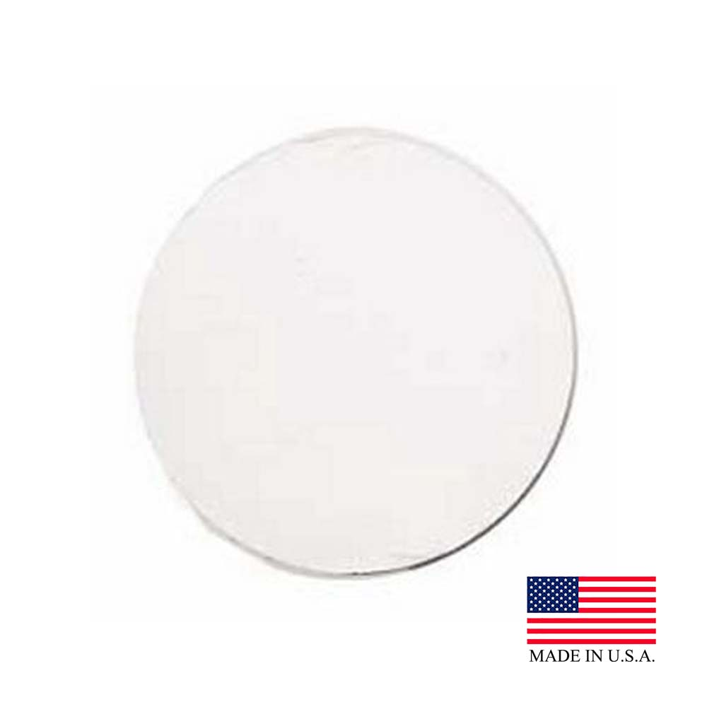 "Die Cut Prod. - White 8"" Cake Circle 76088-00004"