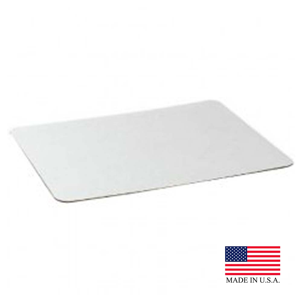 "Die Cut Prod. - White .27""x17.75"" ABA Full Rectangular Cake Board ABA-FL"