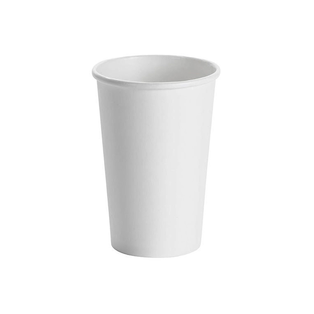 Fresh Cup White 10oz Hot Cup WFC10HC
