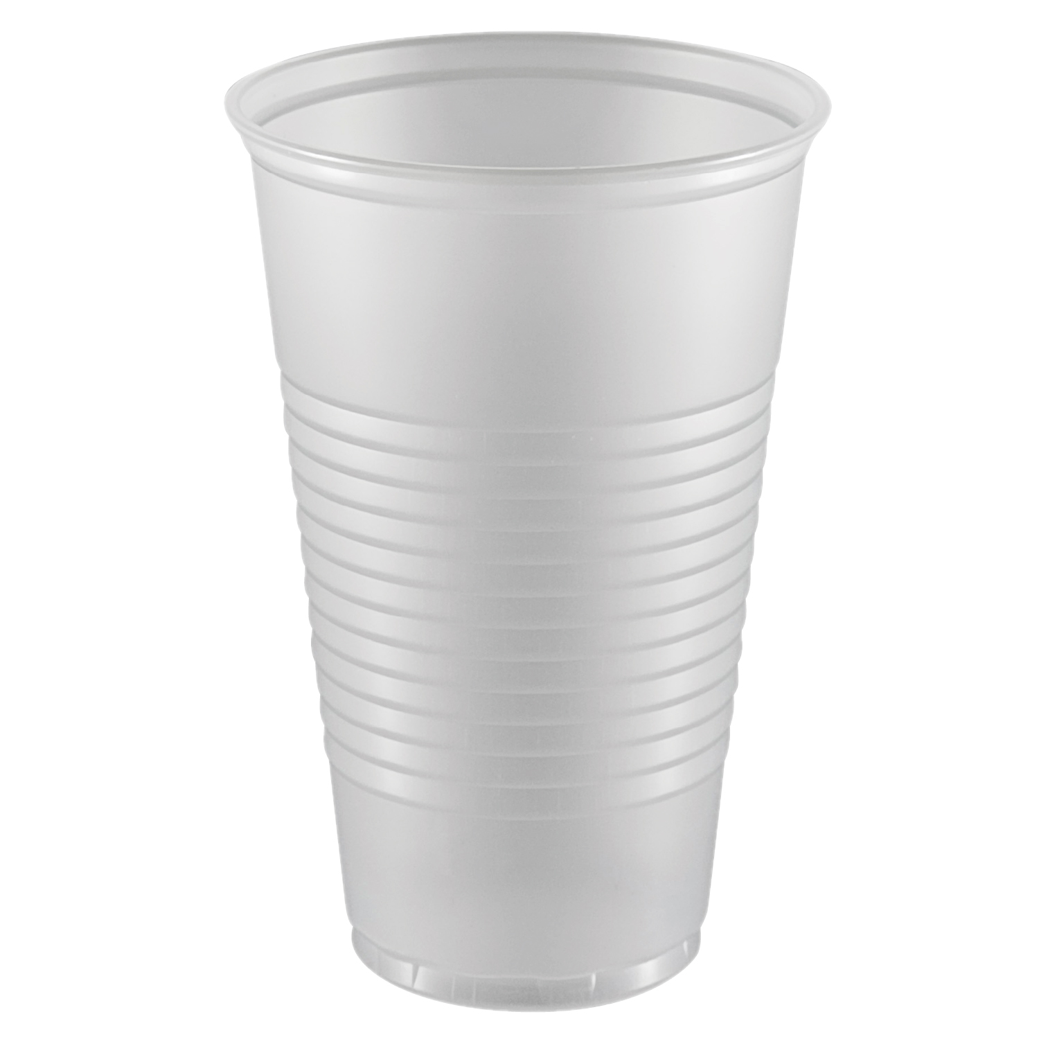 Dart - Conex Galaxy Translucent 16 oz. Plastic    Tall Cold Cup Y16T