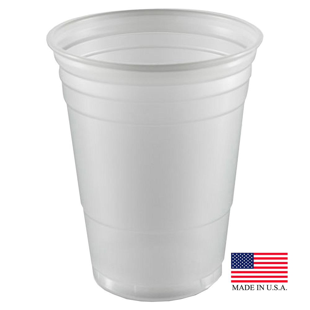 Dart Translucent 16oz Cold Cup P16