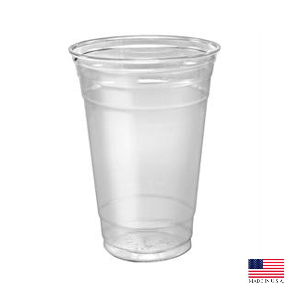 Solo Cup Clear 20oz Pet Cold Cup TP20