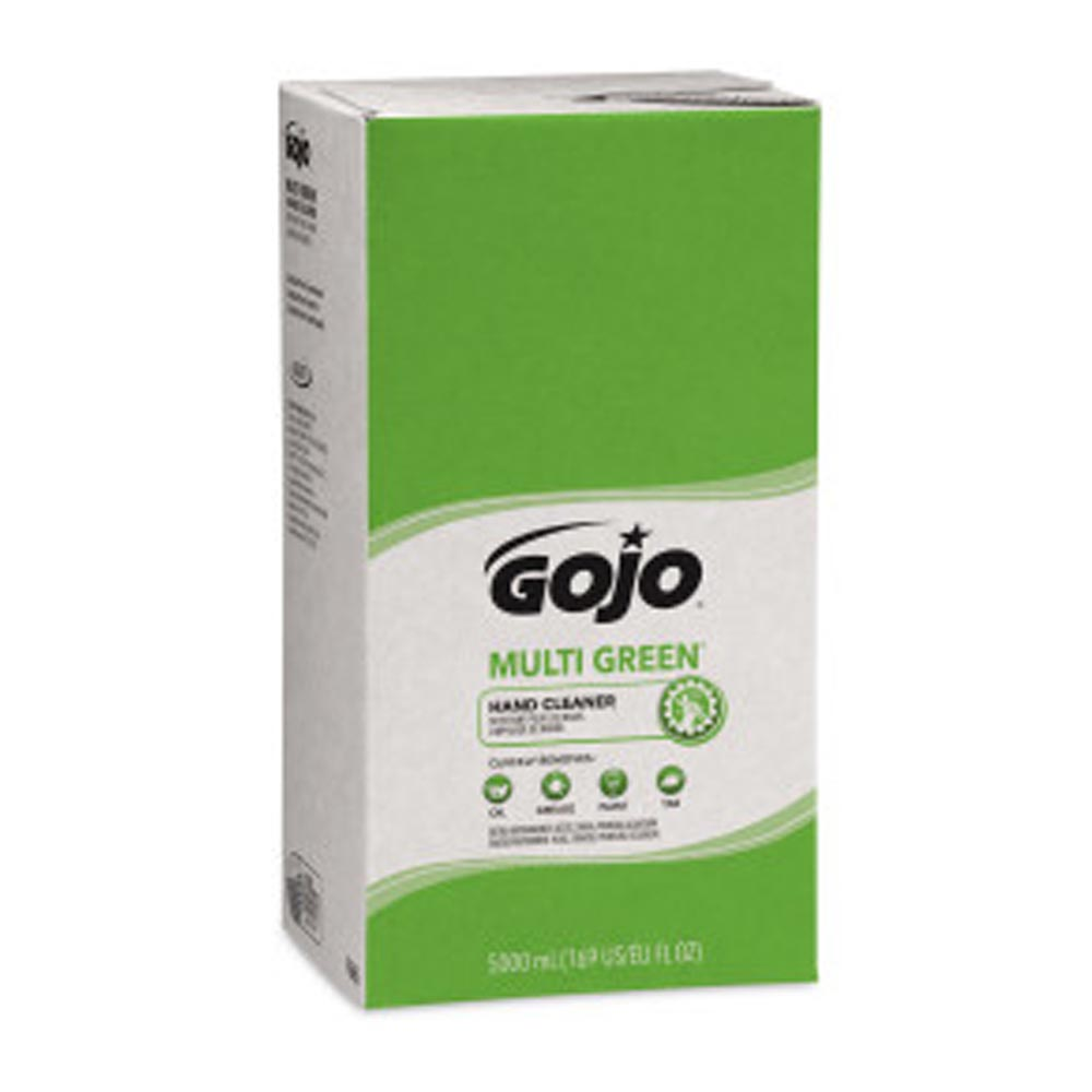 Gojo Multi Green 5000ml Pro 5000 Hand Cleanser 7565-02