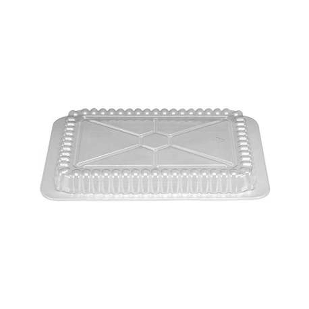 Douglas Stephen Clear Oblong Dome Lid For 5lb Aluminum Loaf Pan LD29