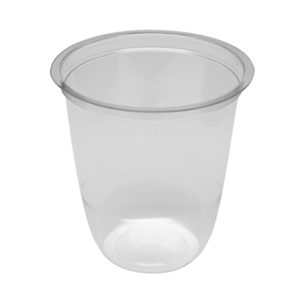 Easypak/Douglas Stephen - Clear  14 oz. Round PET Bowl 14B