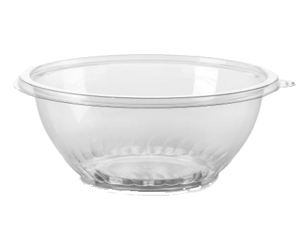 Comet Clear 320oz Plastic Pet Bowl APB320CL