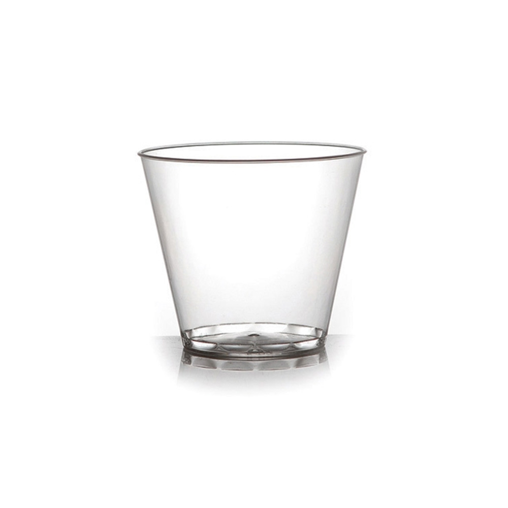 Fineline Settings Clear 5oz Tumbler 405