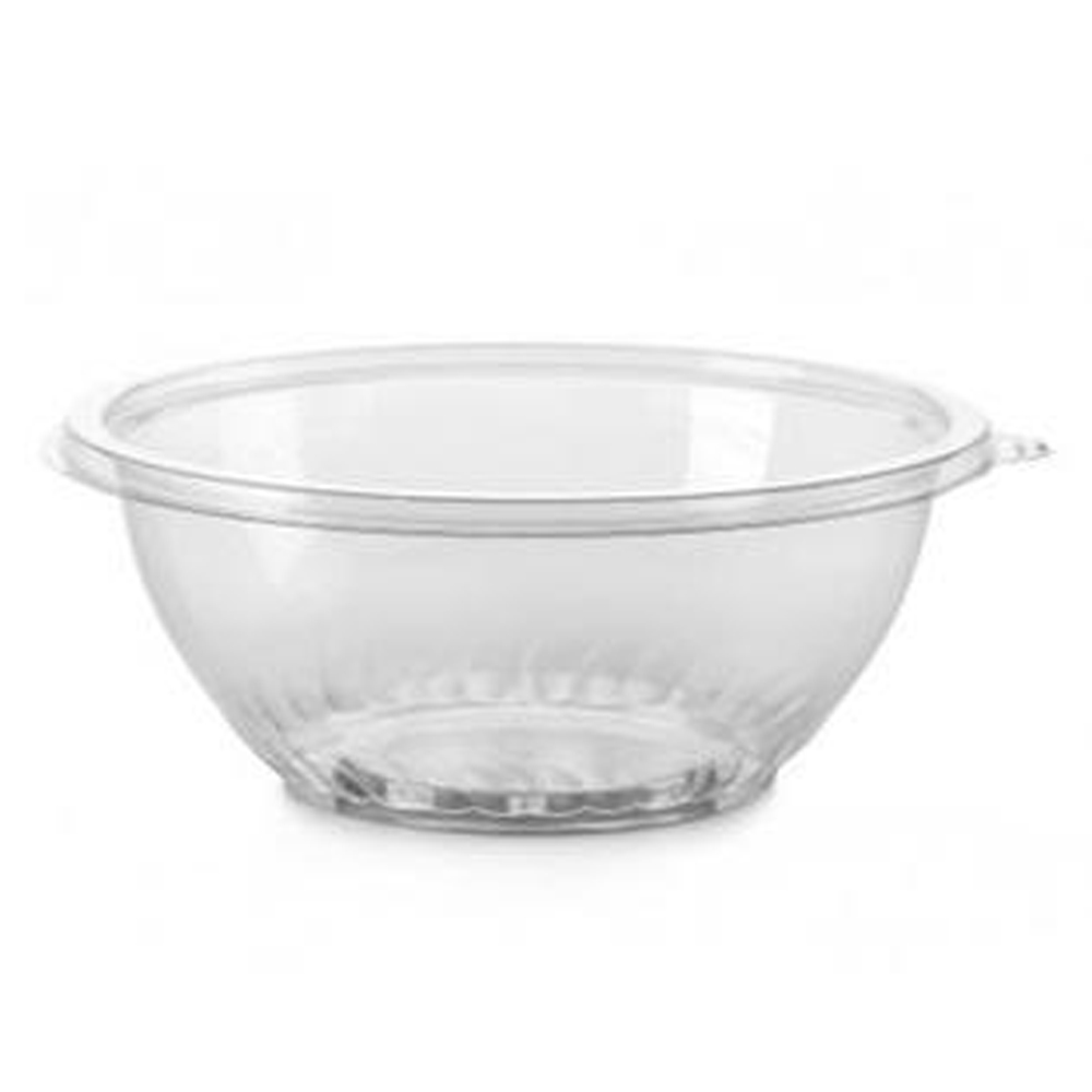 Comet Clear 80oz Plastic Pet Bowl APB80CL