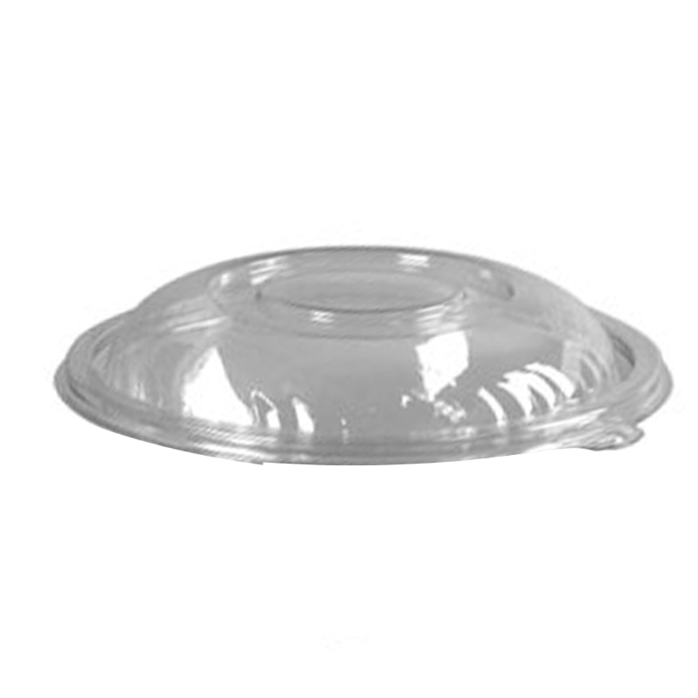 Comet Clear 160oz Plastic Pet Dome Lid APB160DM