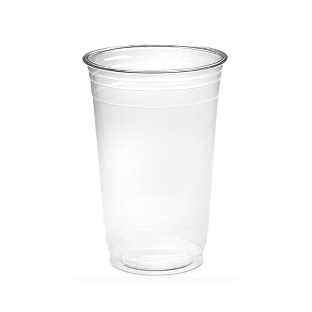 Amhil Clear 20oz Pet Drink Cup APC20